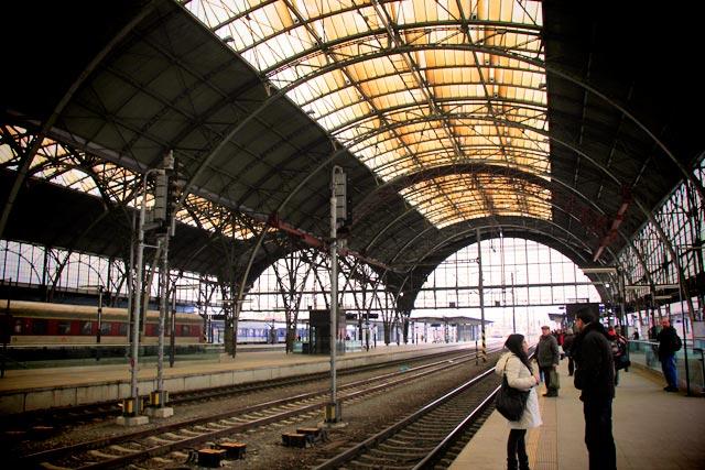 Estação ferroviária de Praga (Hlavní nádraží)