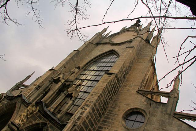 Catedral da Assunção de Nossa Senhora e São João Batista (Kostel Nanebevzetí Panny Marie a svatého Jana Křtitele)