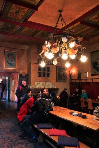Restaurante V Ruthardce