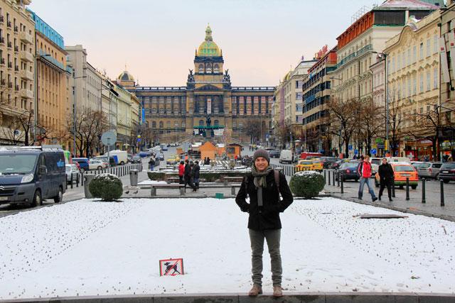 Praça Venceslau I