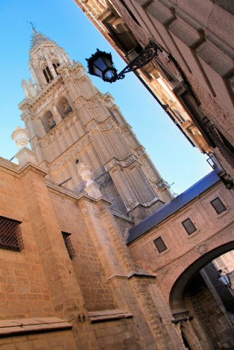Torre da Catedral de Toledo