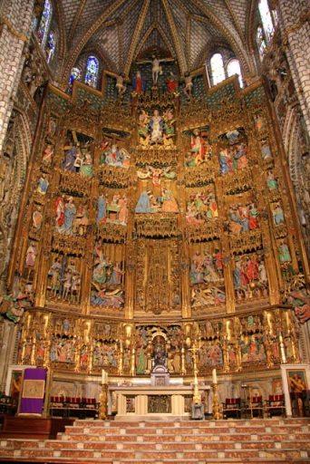 Altar da Capela Maior