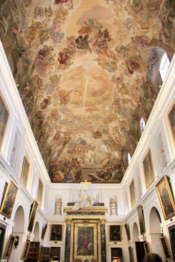 Sacristia da Catedral de Toledo