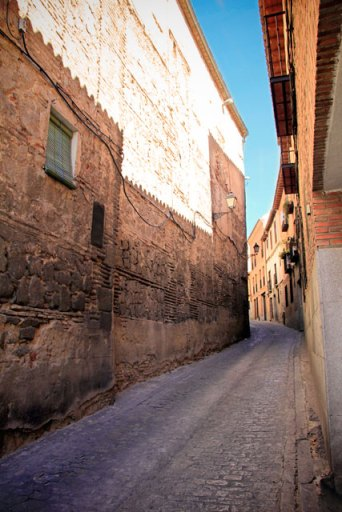 Calle Real, próximo à Puerta del Cambrón