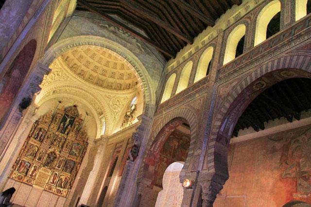 Museo de los Concilios y de la Cultura Visigoda, na Igreja de São Romão