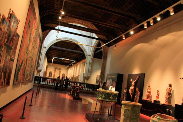 Exposição do Museu de Santa Cruz