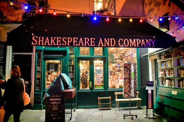 Livraria Shakspeare and Company