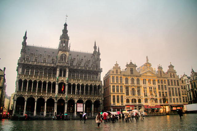 Musée de la Ville de Bruxelles, na Grand-Place