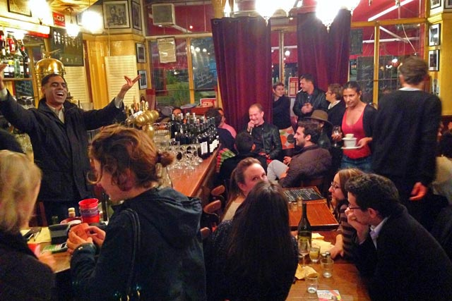 Le Balbuzard Cafe