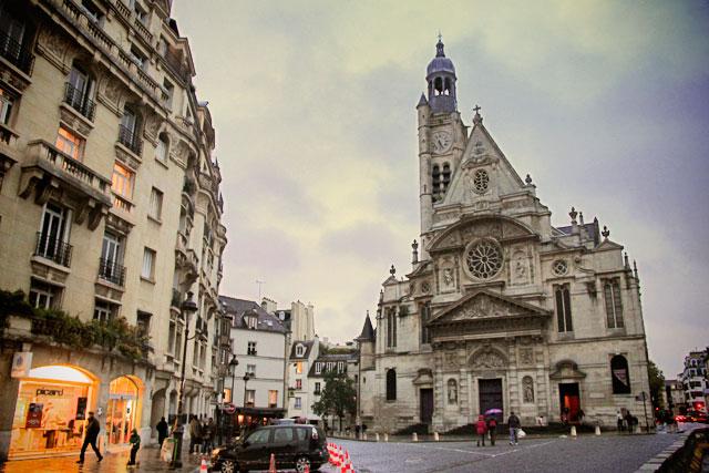 Igreja Saint-Étienne-du-Mont