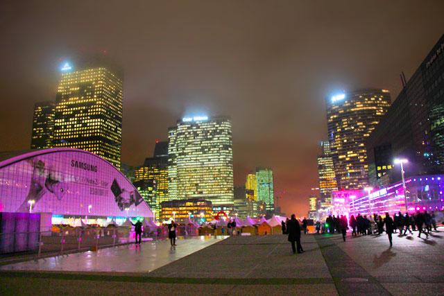 Praça Parvis de la Défense