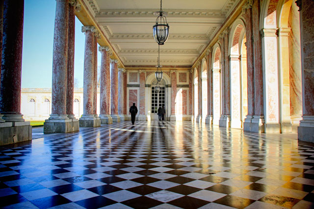 Galeria do Grand Trianon