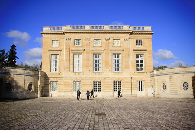 Petit Trianon, em Versalhes