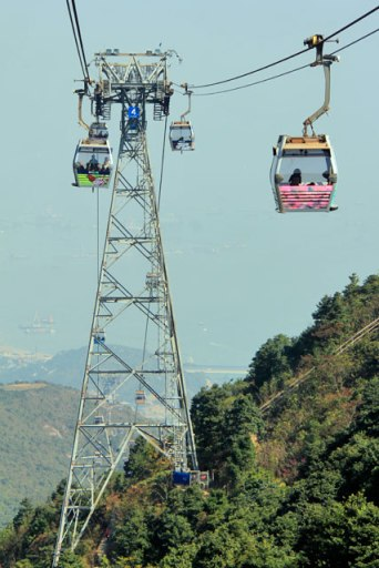 Teleférico Ngong Ping Cable Car
