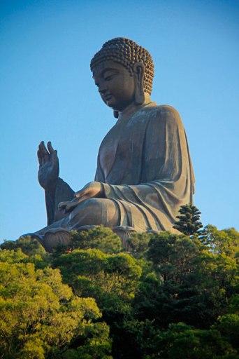 Buda Gigante, em Ngong Ping
