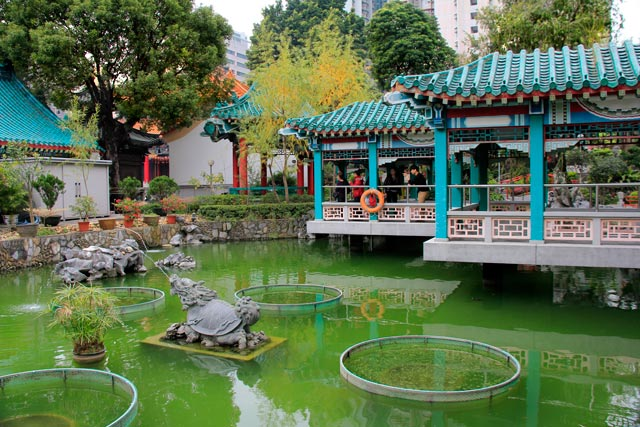 Good Wish Garden, no Wong Tai Sin Temple