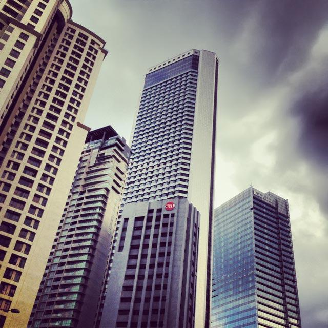 Arranha-céus de Kuala Lumpur