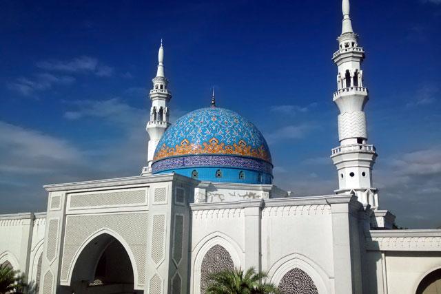 Mesquita Al-bukhary