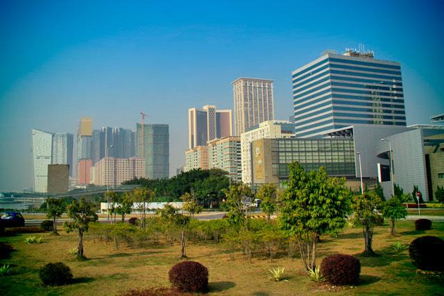 Hotéis–cassino de Macau