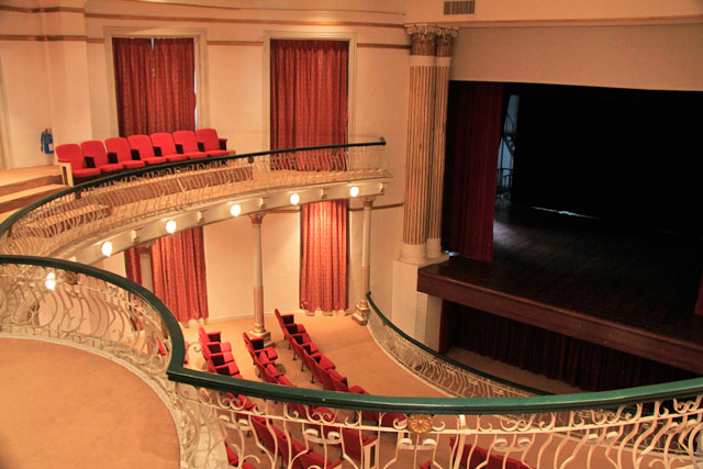 Anfiteatro do Teatro Dom Pedro V