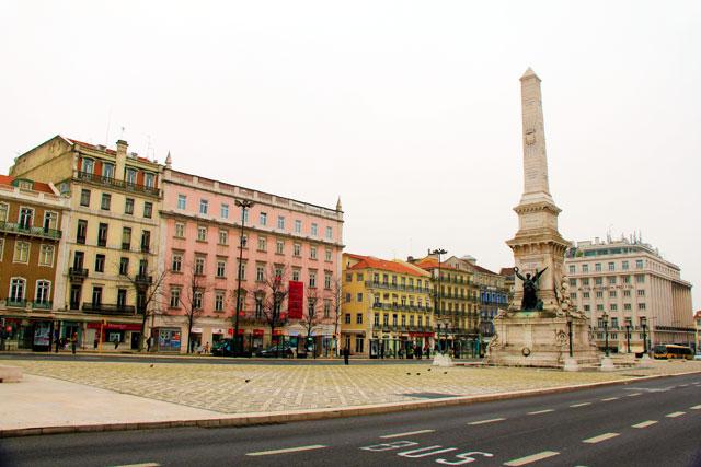 Praça dos Restauradores