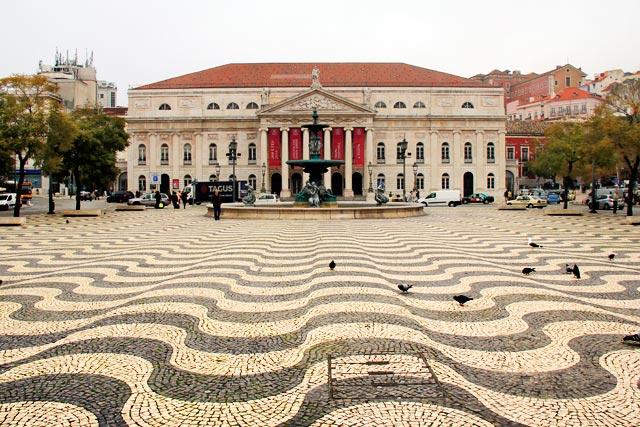 Praça Dom Pedro IV (Rossio)
