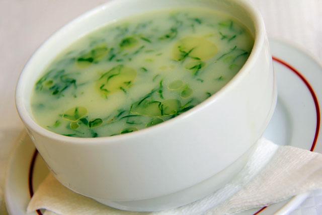 Caldo verde, prato tipicamente português