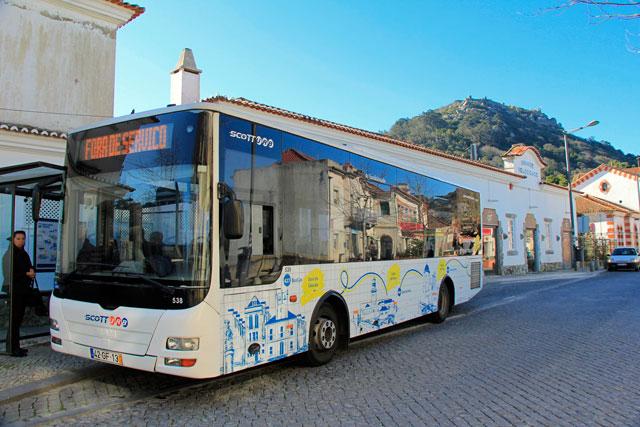 Ônibus 434, da Scotturb