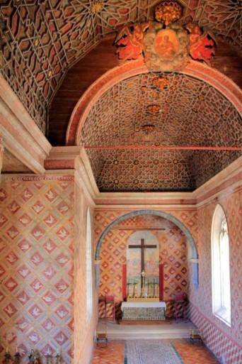 Capela do Palácio Nacional de Sintra
