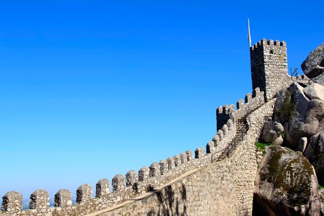 Muralha do Castelo dos Mouros