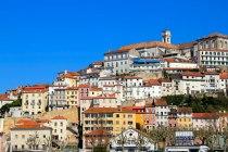 Coimbra vista da Praça da Canção