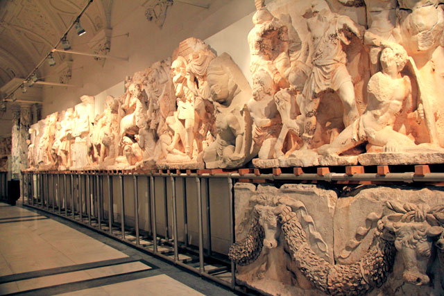 Museu de Ephesus