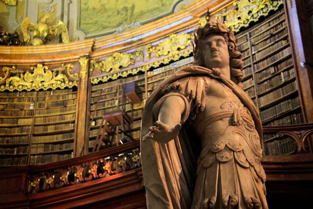 Österreichische Nationalbibliothek Prunksaal