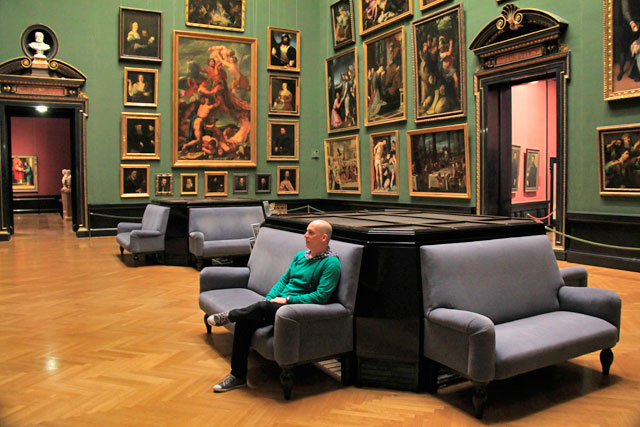 Galeria de Pinturas, no Kunsthistorisches Museum