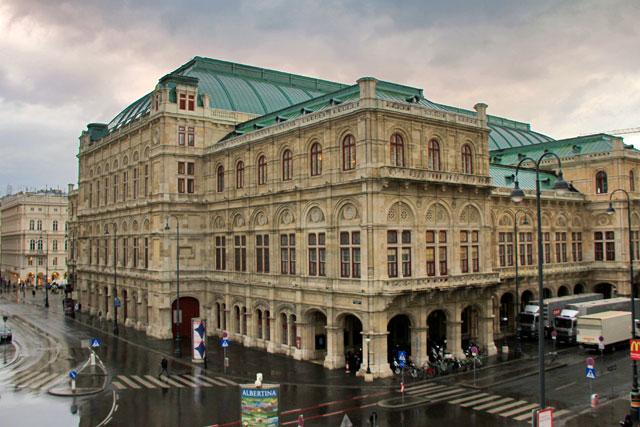 Edifício da Wiener Staatsoper