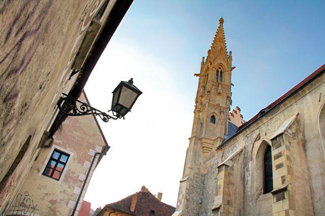 Kostol a kláštor klarisiek