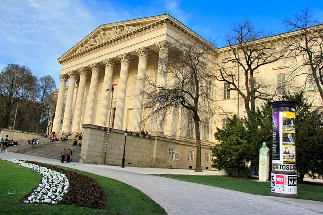 Magyar Nemzeti Múzeum (Museu Nacional Húngaro)