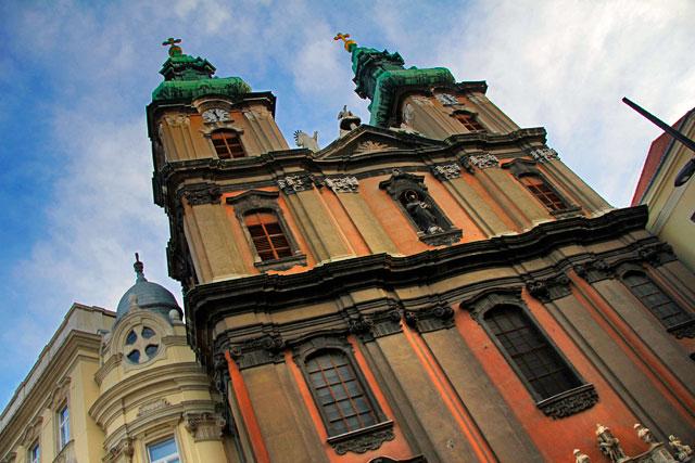 Egyetemi Templom (Igreja da Universidade)