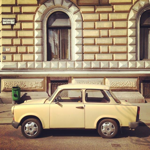 Avenida Andrássy (via Instagram)