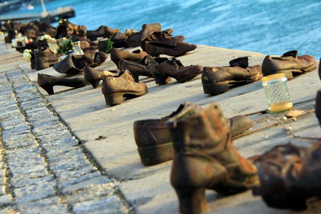Cipők a Duna-parton (Sapatos no Danúbio)