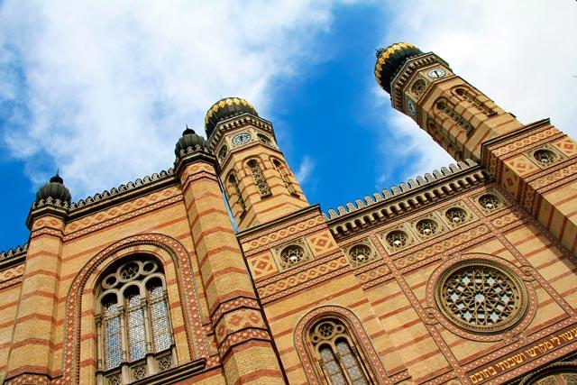 Dohány utcai zsinagóga (Sinagoga da Rua Dohány)