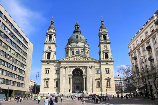 Szent István Bazilika (Basílica de Santo Estêvão)