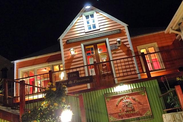 Restaurante Bodegón Fueguino