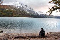 Lago Roca, no Parque Nacional Tierra del Fuego