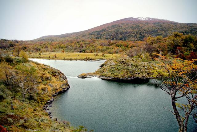 Vista do Mirador Laguna Verde