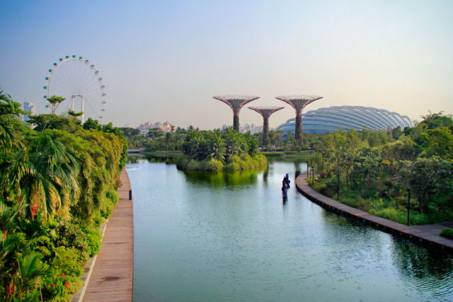 Gardens by the Bay (Jardins da Baía)