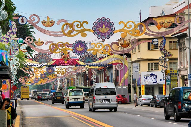 Serangoon Road, em Little India