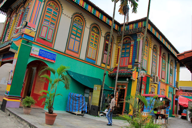 House of Tan Teng Niah (Casa de Tan Teng Niah), em Little India