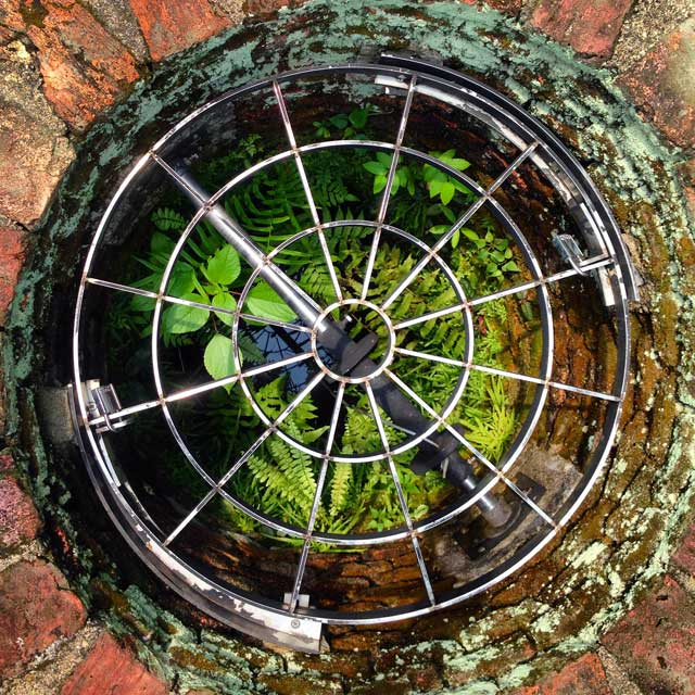 Old Well (Poço Velho), no Ann Siang Hill Park (via Instagram)