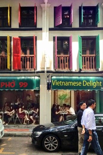 Amoy Street, em Chinatown